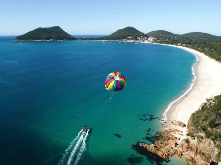 Oz Extreme Adventures - Port Stephens Australia