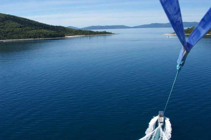 Whitsunday Parasailing