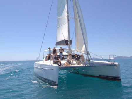 Whitsunday Sailing, Sail the Whitsundays ,